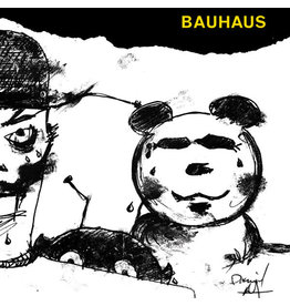 RK/IN Bauhaus ‎– Mask LP