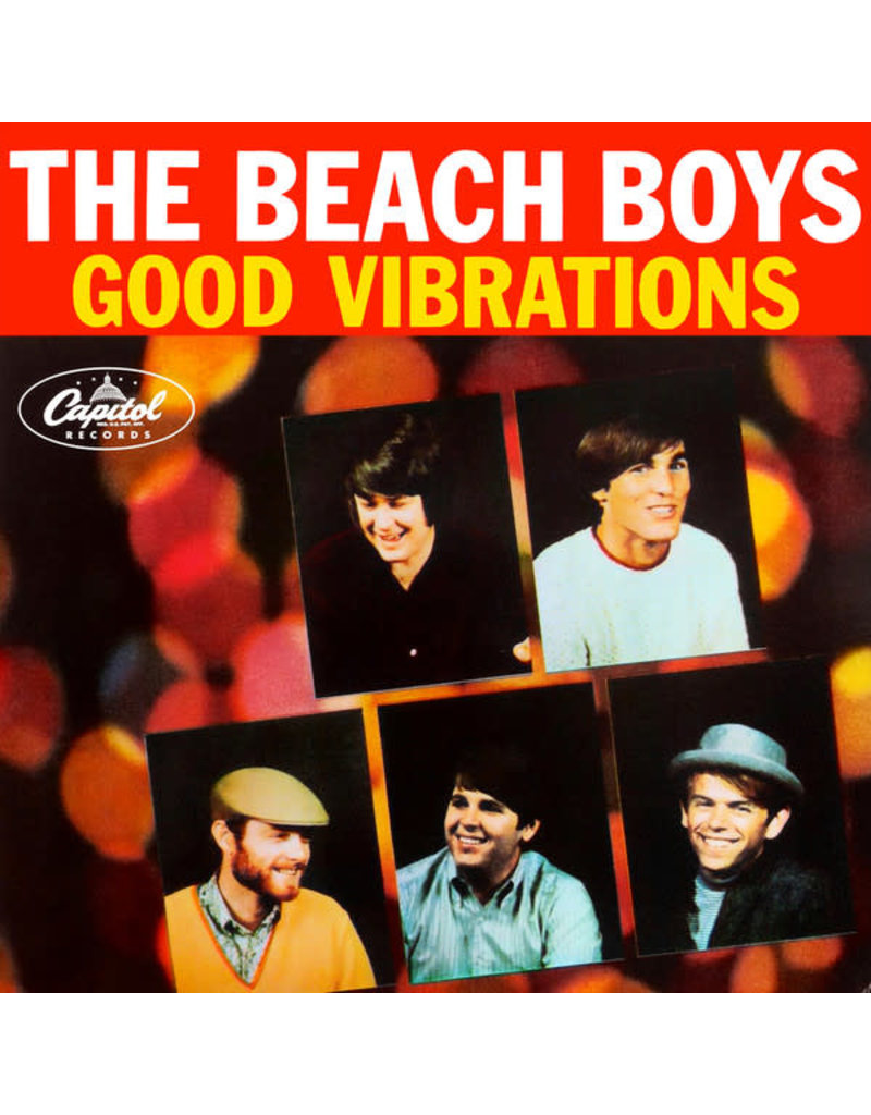 RK The Beach Boys ‎– Good Vibrations 12""