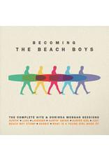 RK The Beach Boys – Becoming The Beach Boys: Highlights From The Hite & Dorinda Morgan Sessions LP