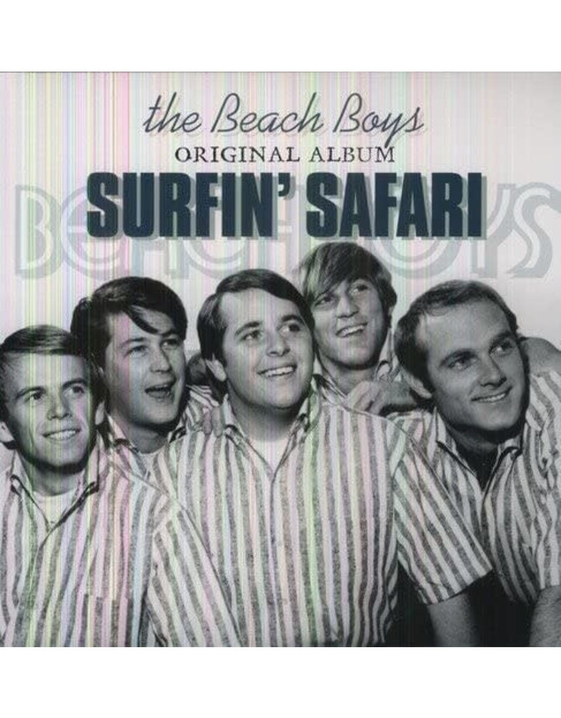 The Beach Boys - Surfin' Safari LP (2013), Mono