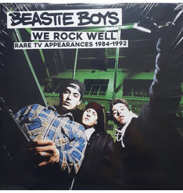 RK Beastie Boys ‎– We Rock Well - Rare TV Appearances 1984-1992 LP