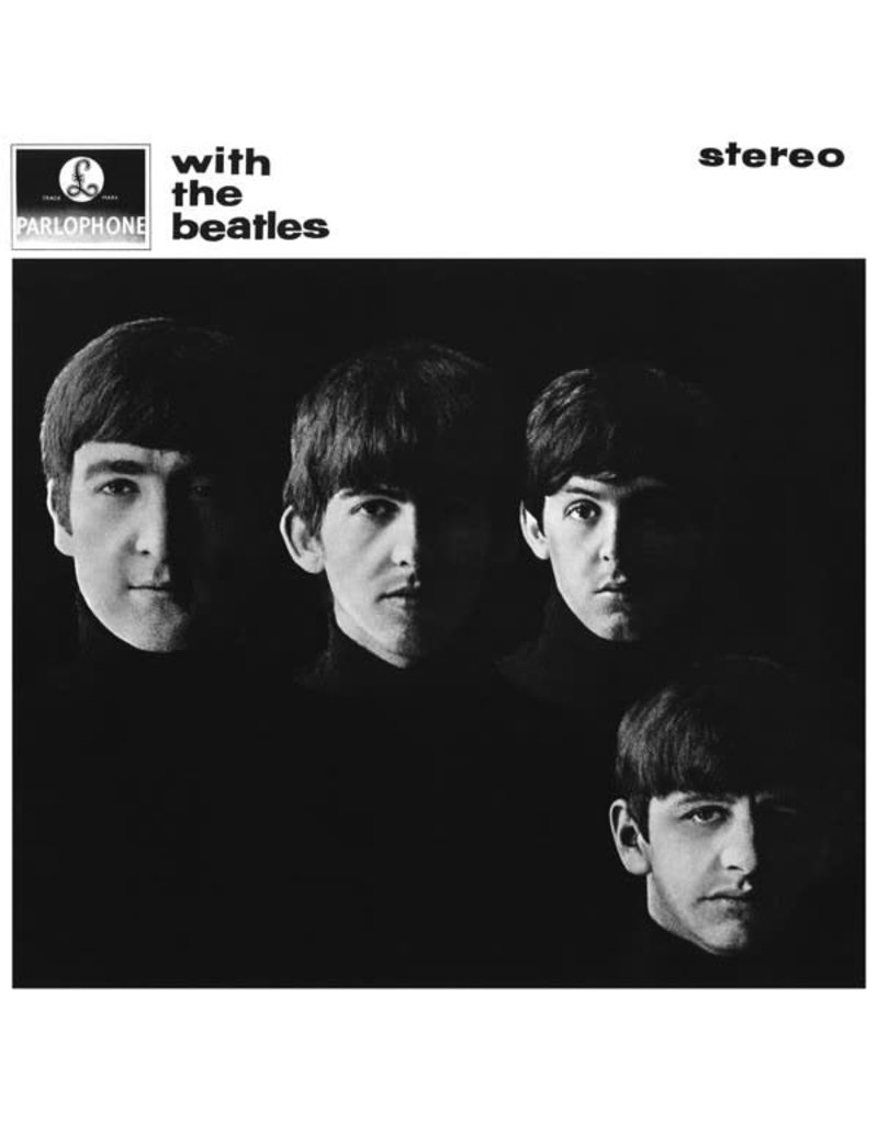 The Beatles - With The Beatles LP (Reissue)
