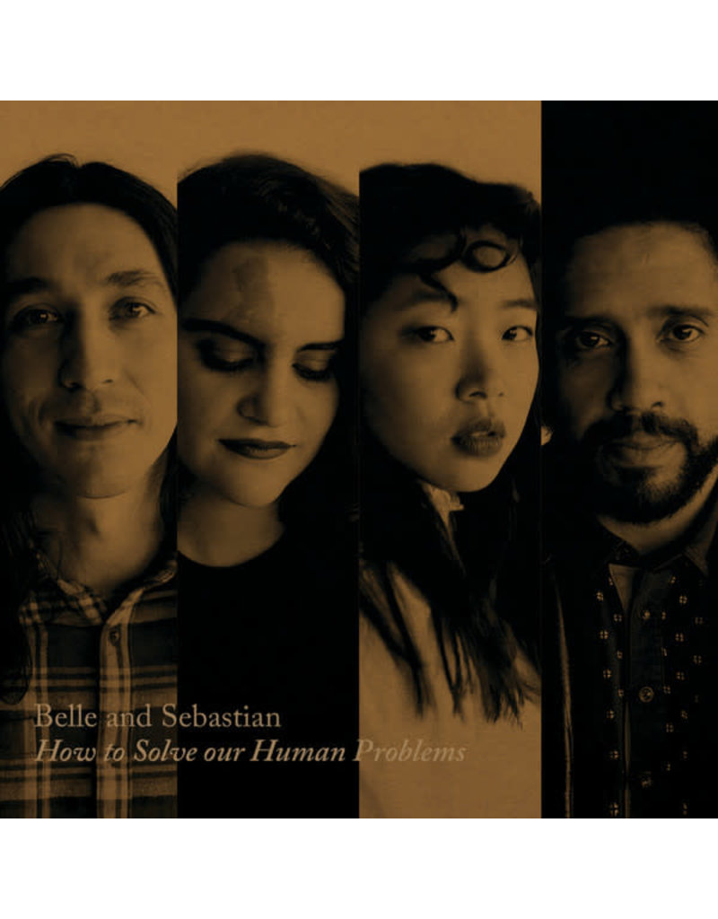 RK Belle & Sebastian ‎– How To Solve Our Human Problems 12""