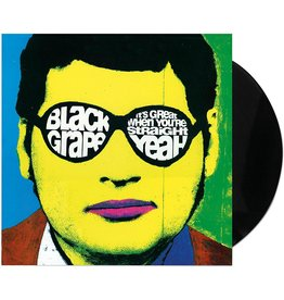 RK Black Grape ‎– It's Great When You're Straight...Yeah LP
