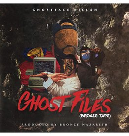HH Ghostface Killah ‎– Ghost Files 2LP