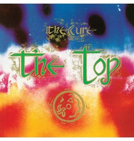 RK The Cure ‎– The Top LP