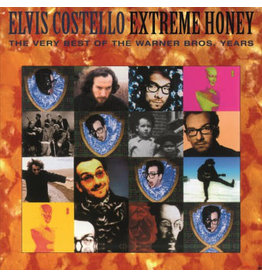 RK Elvis Costello ‎– Extreme Honey: The Very Best Of The Warner Bros. Years 2LP