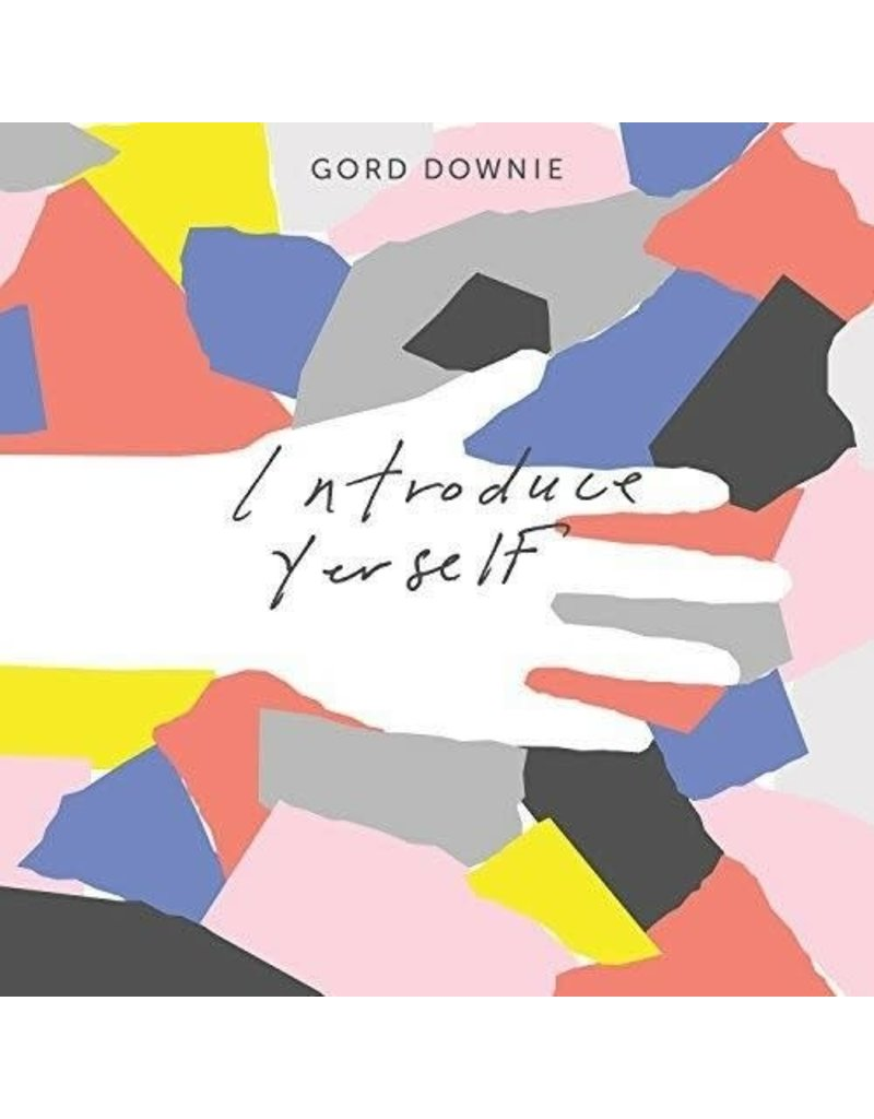 RK Gord Downie ‎– Introduce Yerself 2LP