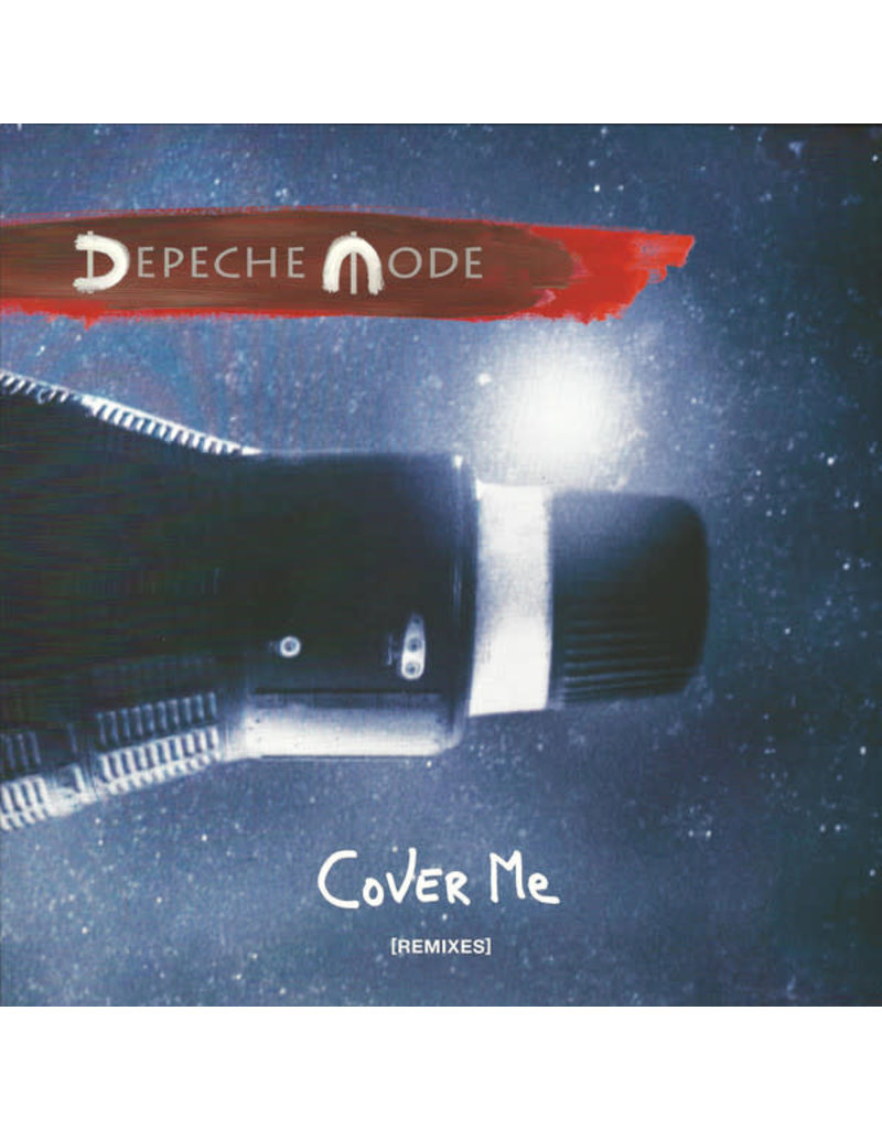 RK Depeche Mode - COVER ME Remixes LP