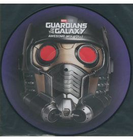 ST Various ‎– Guardians Of The Galaxy: Awesome Mix Vol. 1 (Original Motion Picture Soundtrack) LP