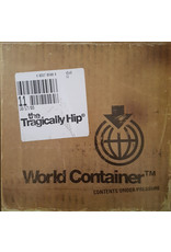 RK The Tragically Hip – World Container LP