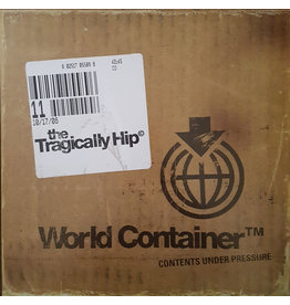 RK The Tragically Hip ‎– World Container LP