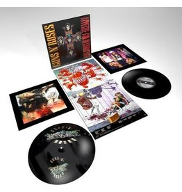 RK Guns N' Roses ‎– Appetite For Destruction 2LP