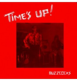 RK Buzzcocks ‎– Time's Up! LP