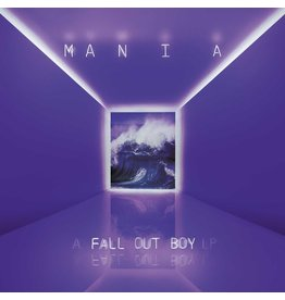 RK Fall Out Boy ‎– Mania LP