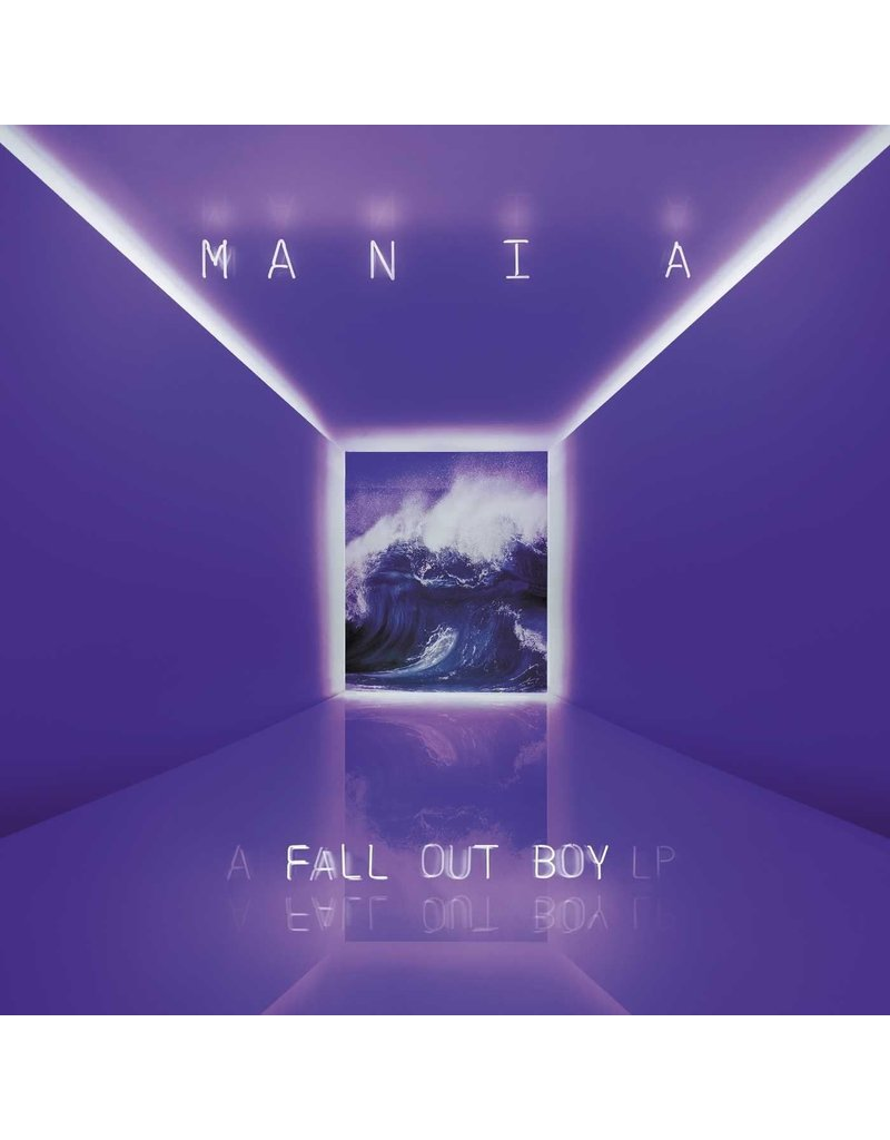 RK Fall Out Boy – Mania LP