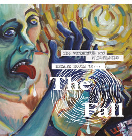 RK The Fall ‎– The Wonderful And Frightening Escape Route To... LP