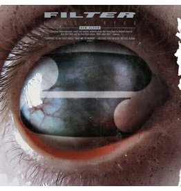 RK Filter – Crazy Eyes LP (2016)