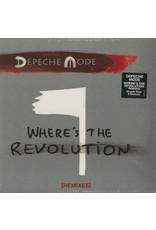 "RK Depeche Mode – Where's The Revolution [Remixes] 2x12"""