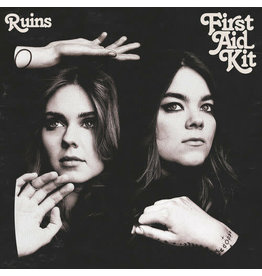 RK First Aid Kit ‎– Ruins LP