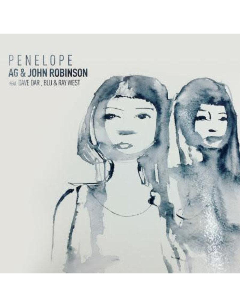 HH AG & John Robinson – Penelope EP