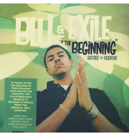 HH Blu & Exile ‎– In The Beginning - Before The Heavens 2LP