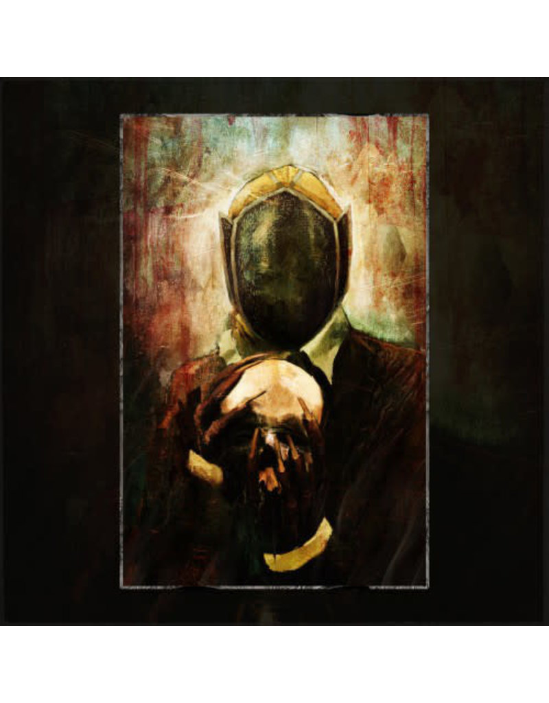 HH Ghostface Killah – The Brown Tape (Produced by Apollo Brown) LP