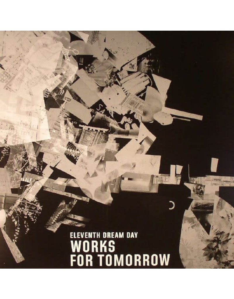RK Eleventh Dream Day ‎– Works For Tomorrow LP