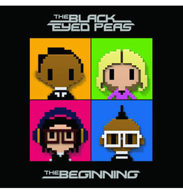 HH Black Eyed Peas - The Beginning 2 LP