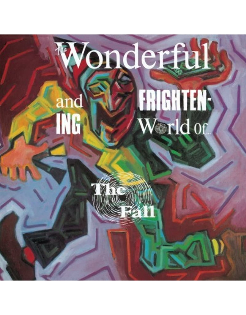RK The Fall – The Wonderful And Frightening World Of... LP