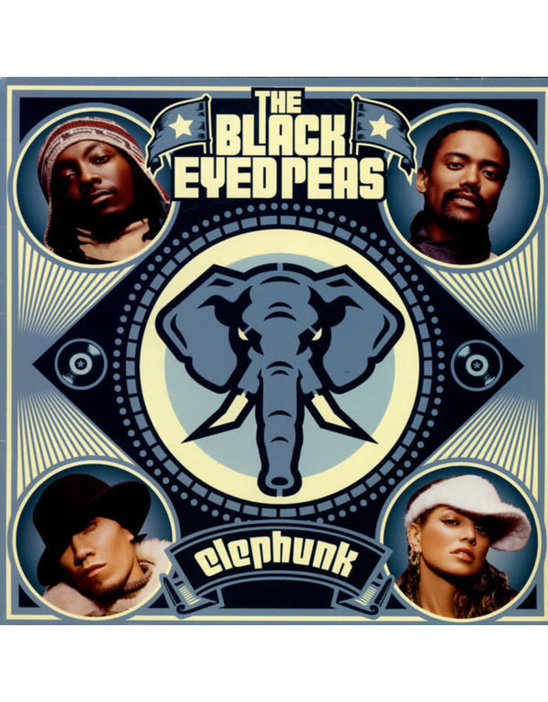 HH The Black Eyed Peas ‎– Elephunk 2LP