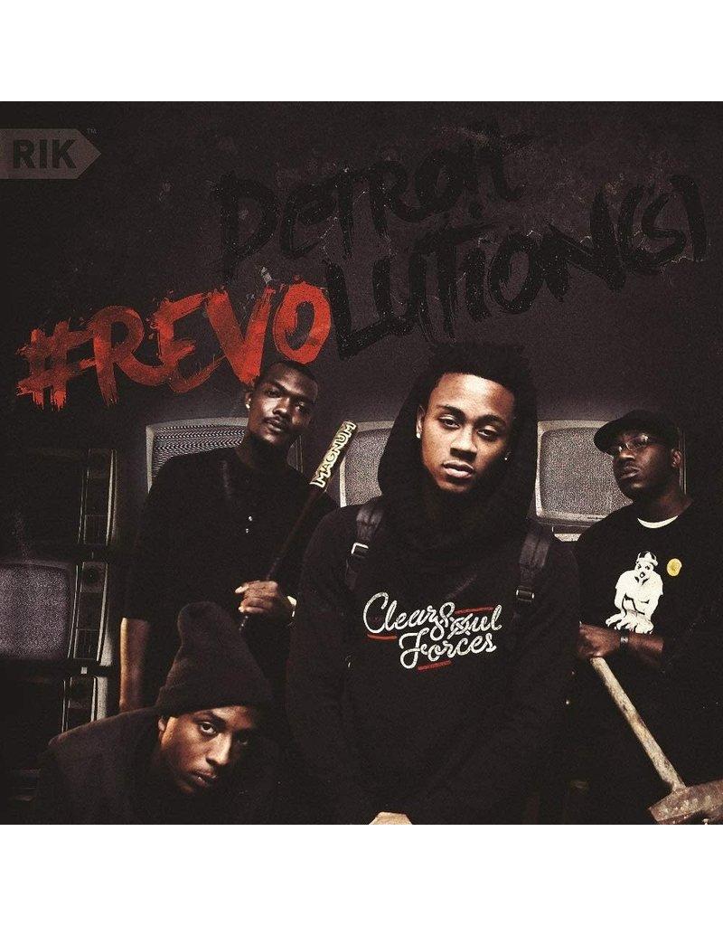 Clear Soul Forces - Detroit Revolution(s) 2LP [RSDBF2019]