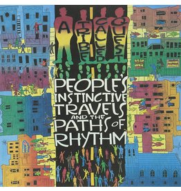 HH A Tribe Called Quest - People's Instinctive Travels And The Paths Of Rhythm 2LP