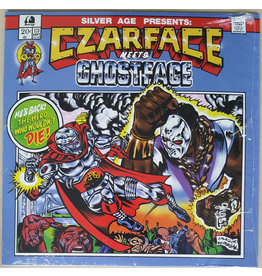 HH CZARFACE - CZARFACE MEETS GHOSTFACE LP