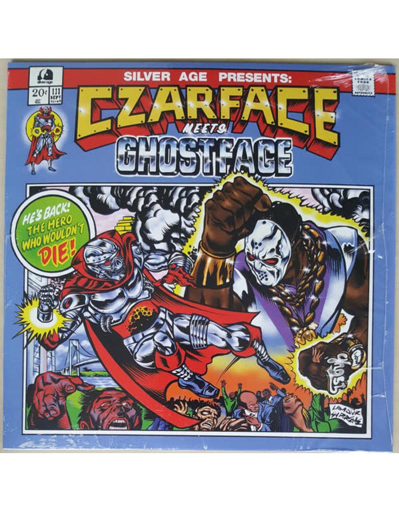 HH CZARFACE - CZARFACE MEETS GHOSTFACE LP