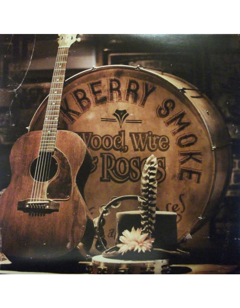 RK Blackberry Smoke ‎– Wood, Wire & Roses LP