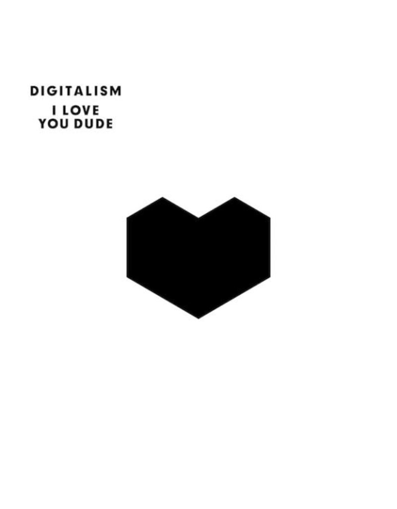 EL Digitalism - I Love You, Dude LP