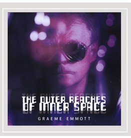 RK GRAEME EMMOTT - THE OUTER REACHES OF INNER SPACE LP