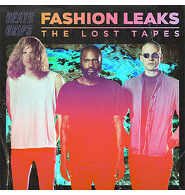 HH Death Grips ‎– Fashion Leaks: The Lost Tapes 2LP