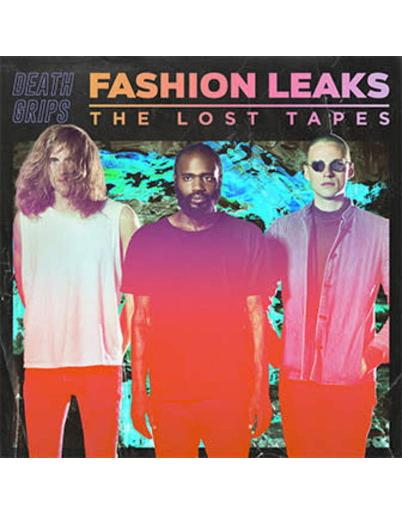 HH Death Grips – Fashion Leaks: The Lost Tapes 2LP