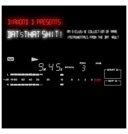 HH Diamond D - Dat's That Shit LP