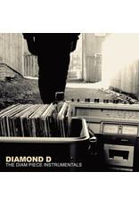 HH Diamond D - The Diam Piece Instrumentals 2LP