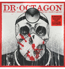 HH Dr. Octagon ‎– Moosebumps: An Exploration Into Modern Day Horripilation 2LP