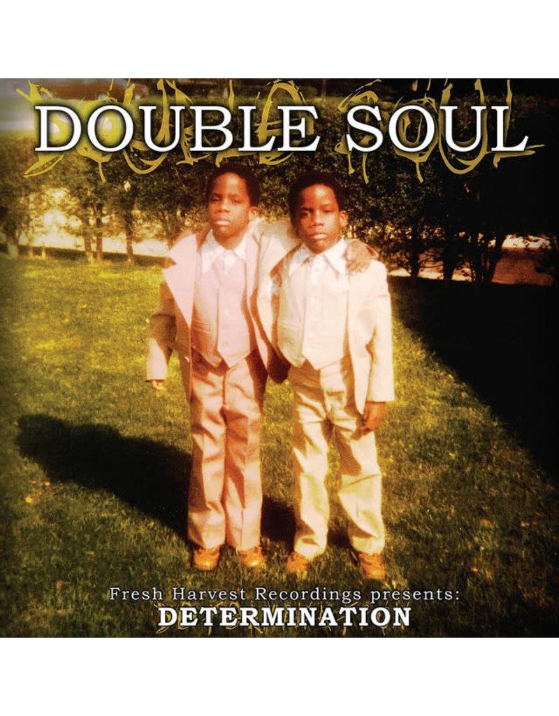 HH DOUBLE SOUL - DETERMINATION (EP)