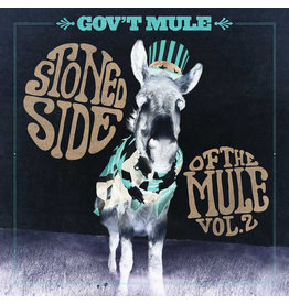 RK Gov't Mule ‎– Stoned Side Of The Mule Vol. 2 LP