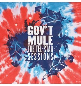 RK Gov't Mule ‎– The Tel-Star Sessions 2LP