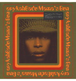 FS Erykah Badu ‎– Mama's Gun 2LP (2014 Music On Vinyl Reissue), 180g