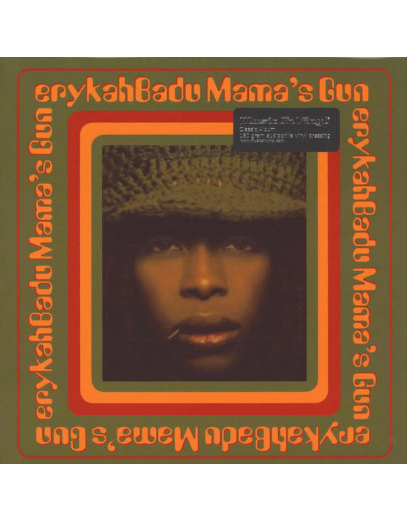 FS Erykah Badu – Mama's Gun 2LP (2014 Music On Vinyl Reissue), 180g
