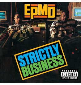 HH EPMD - Strictly Business 2LP (2018 Reissue)