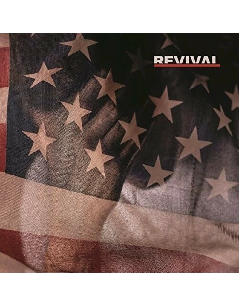 HH Eminem ‎– Revival 2LP